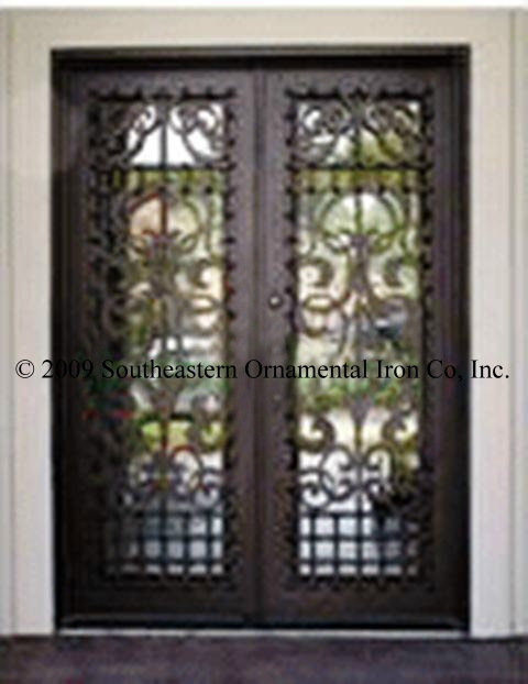 wrought iron front doorsWrought Iron Entry DoorsCustom Iron Doors Security Doors