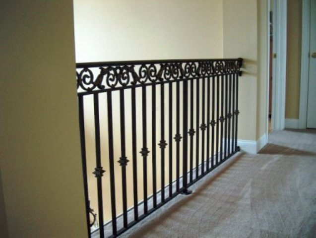 Black Railings For Stairs