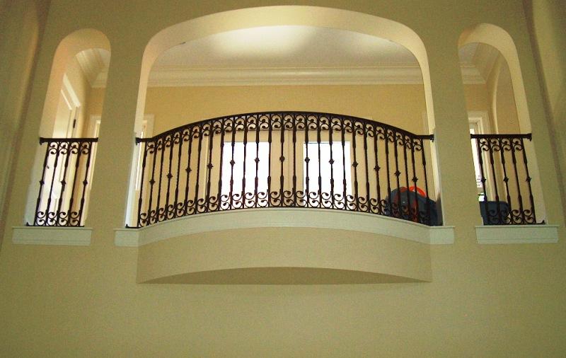Gate design iron simple gate design wrought iron simple gate design - Aluminum Balcony Railing