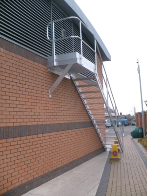 Commercial Ladders Hatches