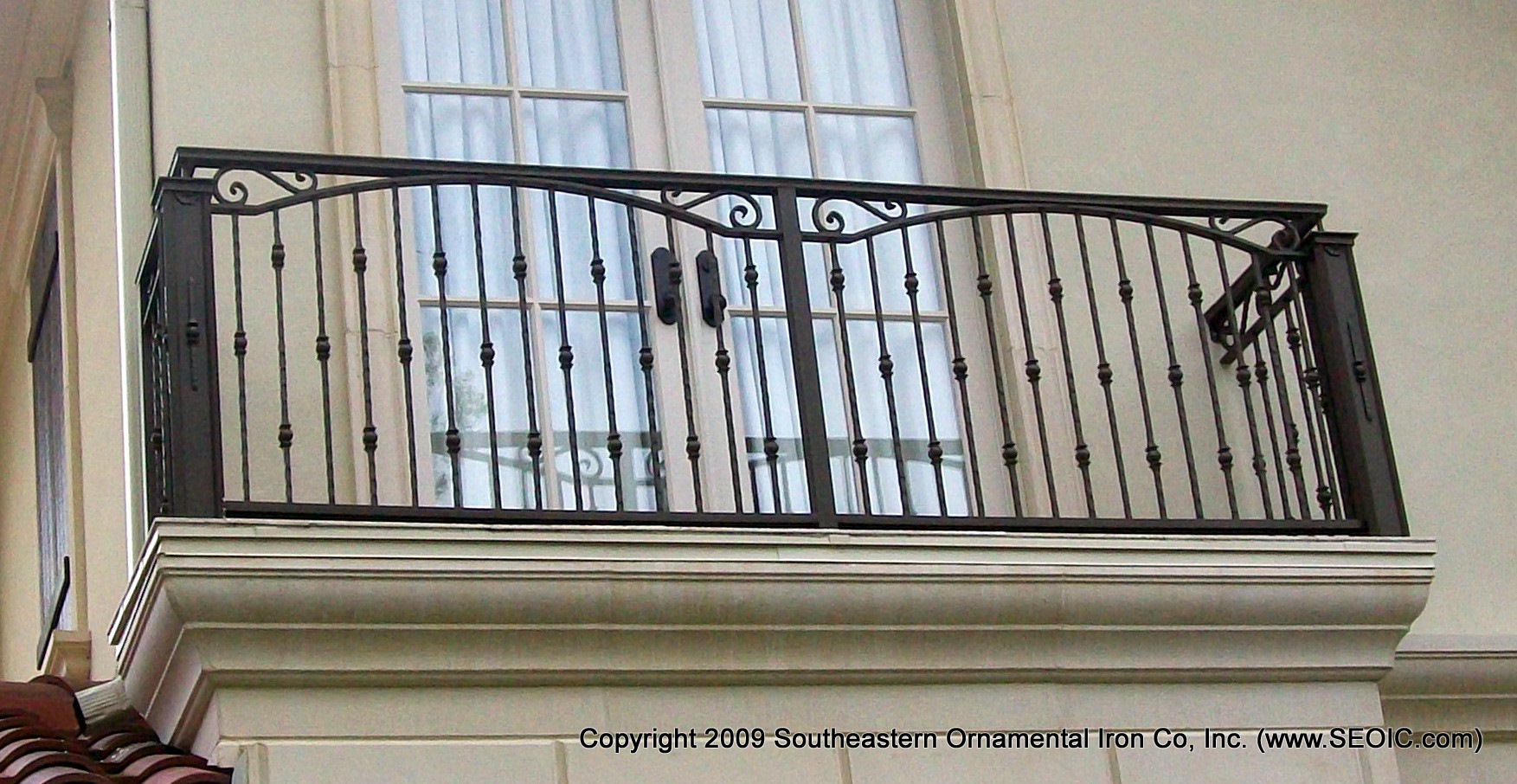 Aluminum balcony railing page 3 for Balcony balustrade