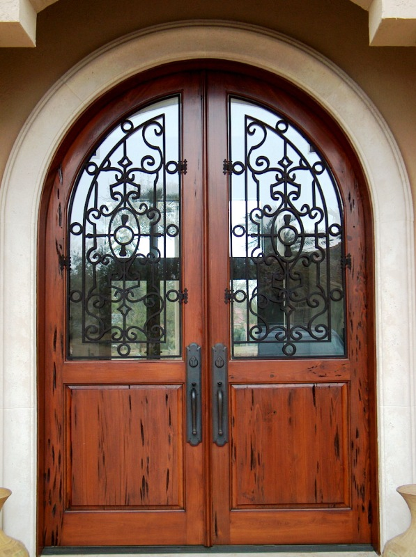 ... Aluminum Door Grille With Hinges(#DG-1) ... & Door Grilles / Wine Doors