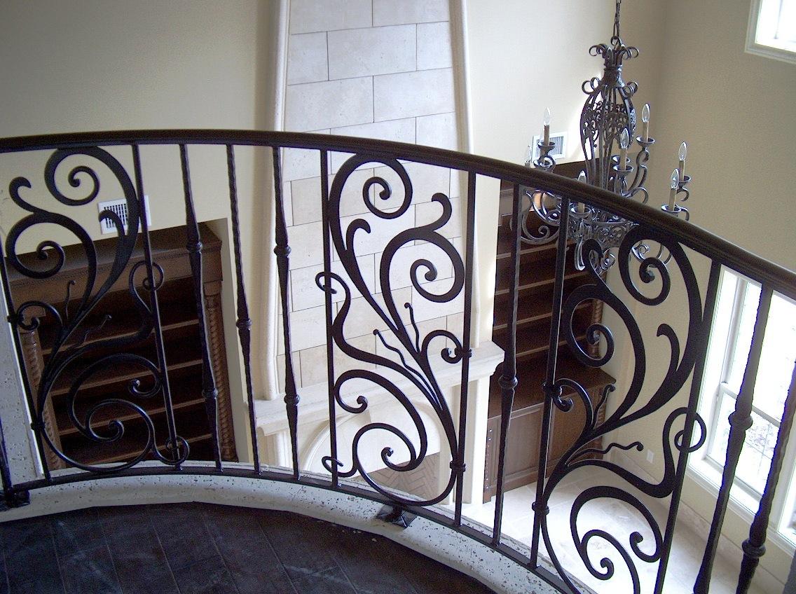 Aluminum Balcony Railing 2