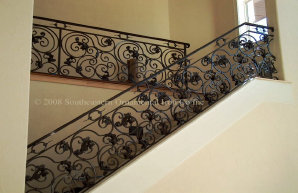 Old World Fencing by Southeastern Ornamental Iron Co, Inc.