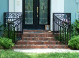 Porch and Deck Railing w/ Bellows (#PR-11)