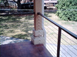 wrought iron stair railing.htm cable railing  cable railing