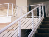 Cable Stair Railing (#CR-30)