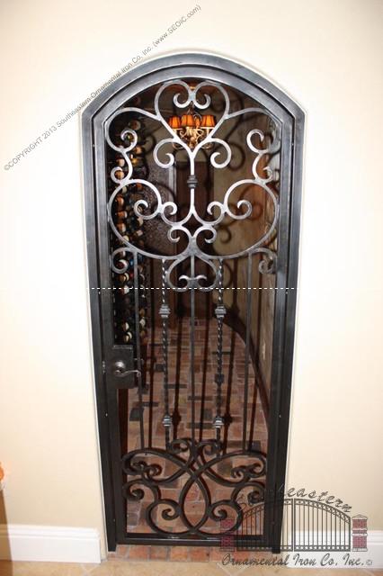... Wine Door(WD-02) ... & Door Grilles / Wine Doors